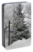 A Light Snow Portable Battery Charger