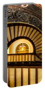A Look Up The Stairs Portable Battery Charger