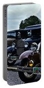 A Lot Of Classic Cars Portable Battery Charger