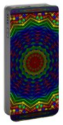 A Love Of Kaleidoscopes Portable Battery Charger