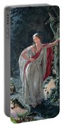 A Midsummer Nights Dream Hermia Portable Battery Charger