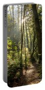 A Narrow Trail Portable Battery Charger