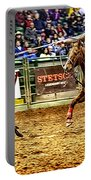 A Night At The Rodeo V10 Portable Battery Charger