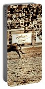 A Night At The Rodeo V11 Portable Battery Charger