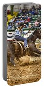 A Night At The Rodeo V21 Portable Battery Charger