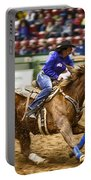 A Night At The Rodeo V30 Portable Battery Charger