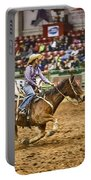 A Night At The Rodeo V31 Portable Battery Charger