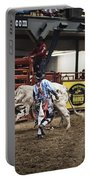 A Night At The Rodeo V39 Portable Battery Charger
