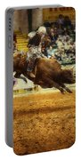 A Night At The Rodeo V7 Portable Battery Charger