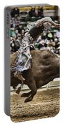 A Night At The Rodeo V8 Portable Battery Charger