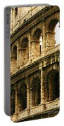 A Painting The Colosseum Portable Battery Charger