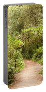 A Path To The Redwoods Portable Battery Charger