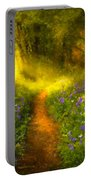 A Place In The Sun - Impressionism Portable Battery Charger