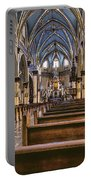 Place To Worship Portable Battery Charger