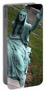 A Raised Hand -- Thomas Trueman Gaff Memorial -- 2 Portable Battery Charger