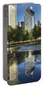 A Reflection Of Chicago Portable Battery Charger