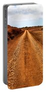 A Road Less Traveled Portable Battery Charger by DJ Florek