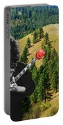 A Rose For The Hills Portable Battery Charger