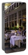 A Sag Harbor Night  Portable Battery Charger