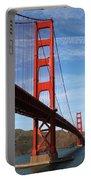 A San Francisco Icon Portable Battery Charger
