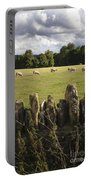 A Sheep's Field Portable Battery Charger