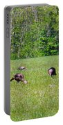 A Shot Of Wild Turkey Portable Battery Charger