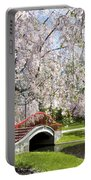 A Spring Walk Portable Battery Charger
