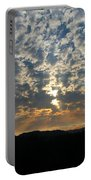 A Storm Is Coming Portable Battery Charger