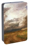 A Stormy Day Portable Battery Charger