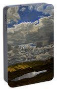 A Summer Day On Cottonwood Pass Portable Battery Charger