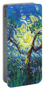 A Sunny Day For The Tree Portable Battery Charger