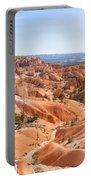 A Sweeping Vista At Bryce Canyon  Portable Battery Charger