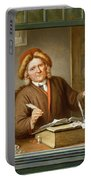 A Tax Collector, 1745 Portable Battery Charger