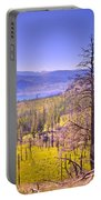 A View From Okanagan Mountain Portable Battery Charger