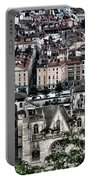 A View Of Vienne France Portable Battery Charger