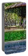 A Walk In The Park By Diana Sainz Portable Battery Charger