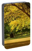 A Walk In The Park Portable Battery Charger