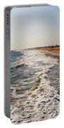 A Walk On The Beach Portable Battery Charger