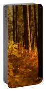 A Walk Through The Woods  Portable Battery Charger