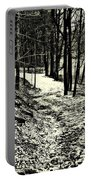 A Winter's Trail Portable Battery Charger