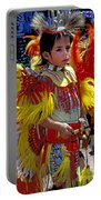 A Young Warrior Portable Battery Charger