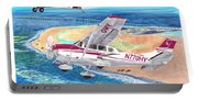 Cessna 206 And A1a Husky Portable Battery Charger