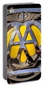 Aa Mu Emblem Portable Battery Charger