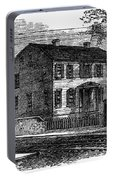 Aaron Burr Birthplace Portable Battery Charger