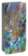 Abalone Abstract3 Portable Battery Charger