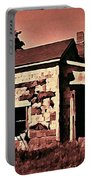 Abandoned Cape Breton House Portable Battery Charger by John Malone
