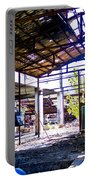 Abandoned Factory Portable Battery Charger