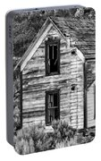 Abandoned Farmhouse - Alstown - Washington - May 2013 Portable Battery Charger