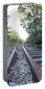 Abandoned Railroad 1 Portable Battery Charger