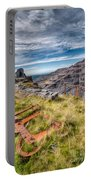 Abandoned Slate Quarry Portable Battery Charger